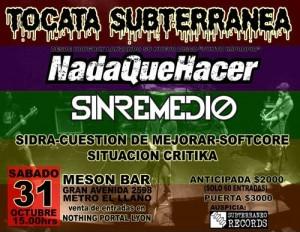 NadaQueHacer en Santiago