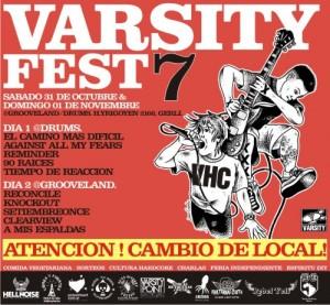 Varsity Fest 7
