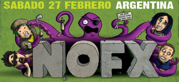 NOFX Argentina 2010