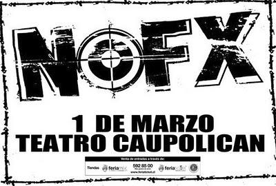 NOFX Chile - 2010