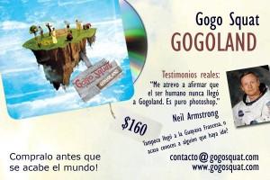 Gogoland - Testimonios