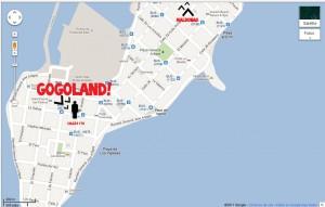 Mapa fiesta Gogoland
