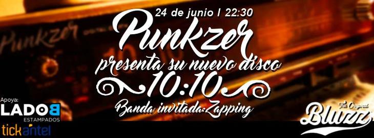 Punkzer - Presentación 10:10