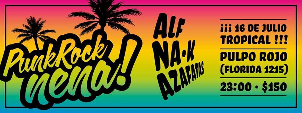 Na-K, Alf y Azafatas