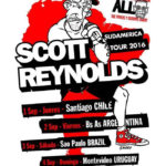 Scott Reynolds Sudamérica Tour 2016