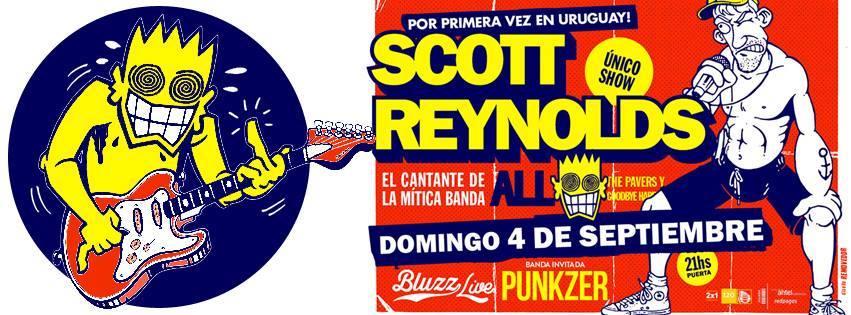 Scott Reynolds Montevideo