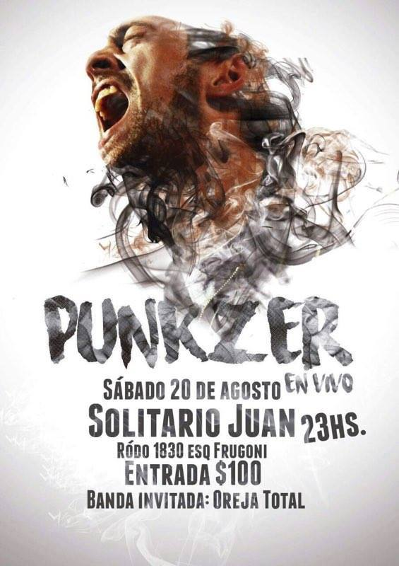 ¡Punkzer en vivo!