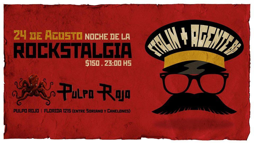 Rockstalgia: Agente 86 y Stalin