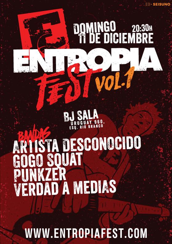 Entropia Fest Vol. 1