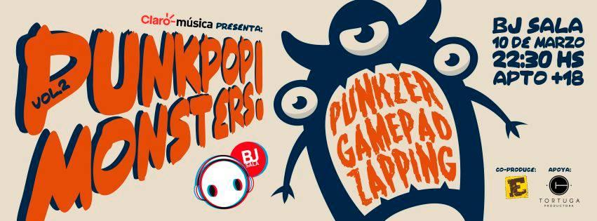 Punkpop Monsters Vol. 2