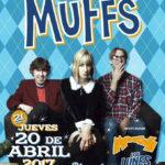 The Muffs en Uruguay