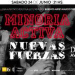 Minoría Activa - Artista Desconocido